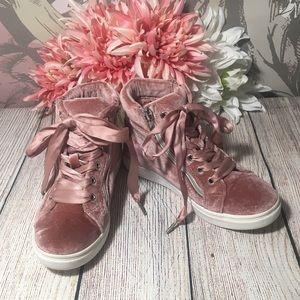 Steve Madden Girl's Jearnst High Top Sneaker - 2